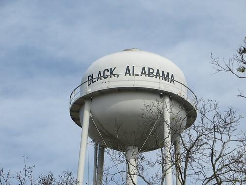 Water Tank Black AL