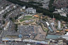 Dreamland Fun Park - Margate aerial image