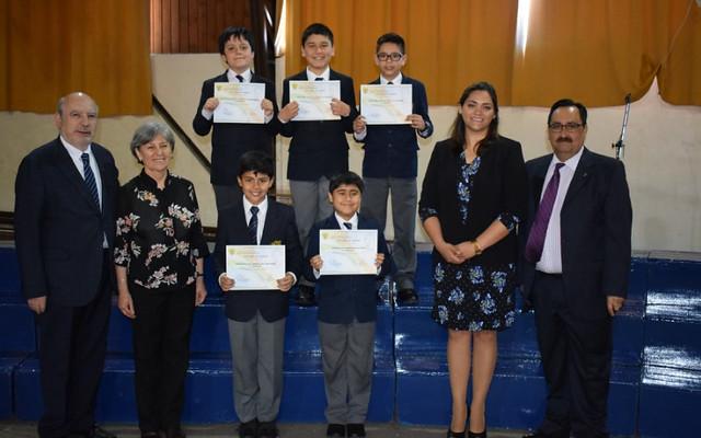 Premiación Académica ISV 2018 (Galería 7)