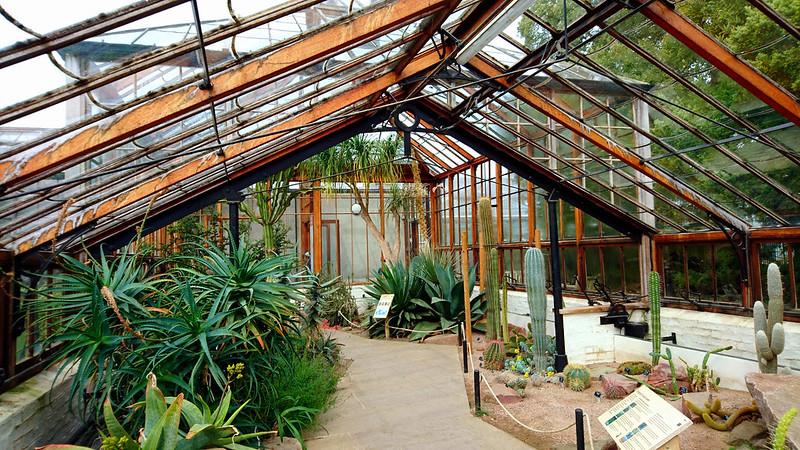 Cambridge University Botanic Garden, Cambridge, England