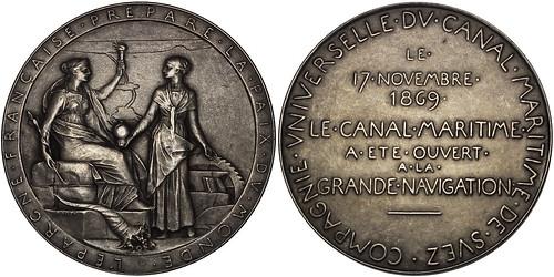 Suez Canal Medal