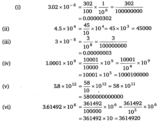 NCERT Solutions for Class 8 Maths Chapter 12 Exponents and Powers 13