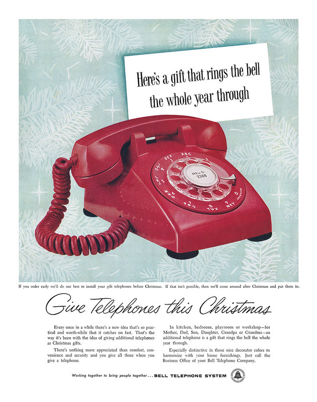 Bell Telephone System 1957