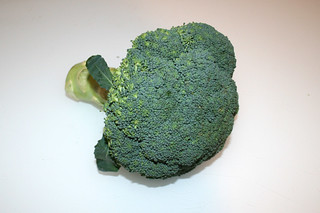 01 - Zutat Broccoli / Ingredient broccoli