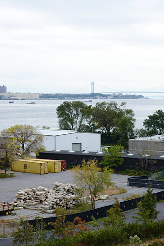 Governors Island works