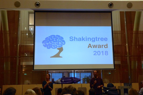 Shakingtree Award