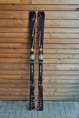 Špičkové carvingové lyže Head Didier Cuche, 176cm - titulní fotka