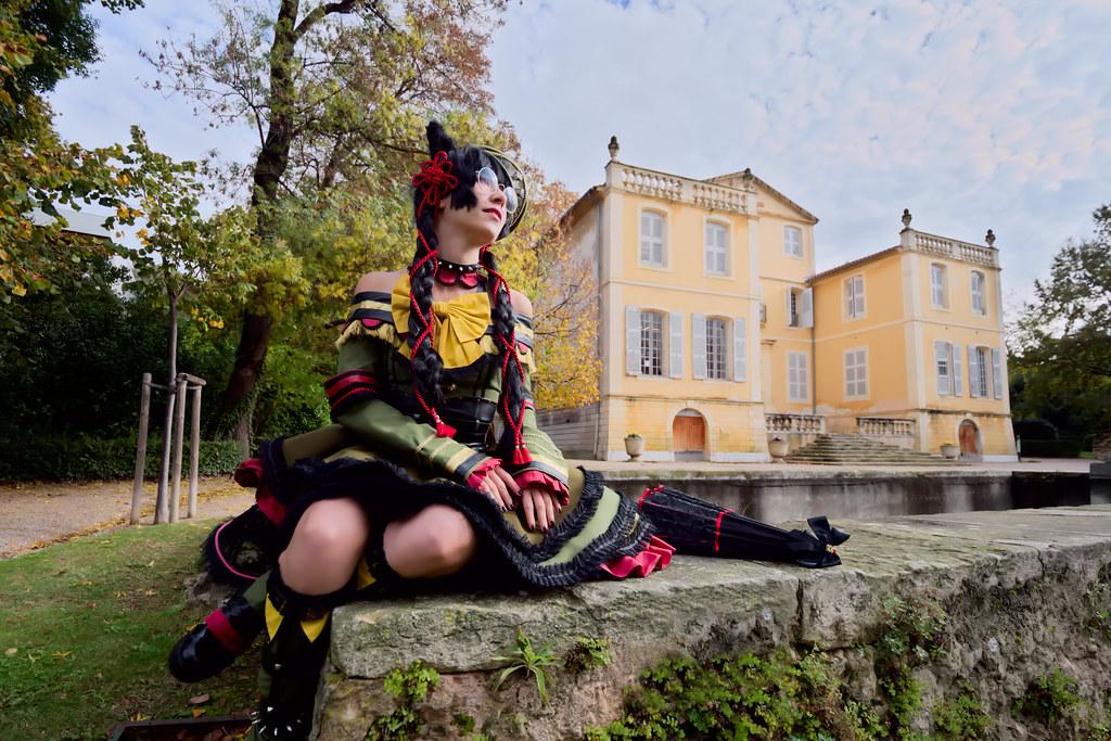 related image - Shooting Icchibanketsu - Jardin de la Magalone - Marseille -2018-11-10- P1388741