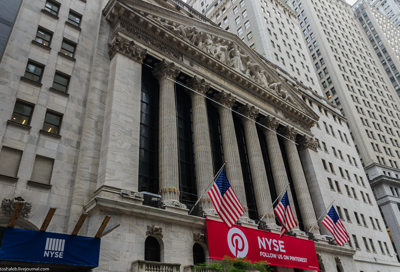 Нью-Йорк_Wall Street-23
