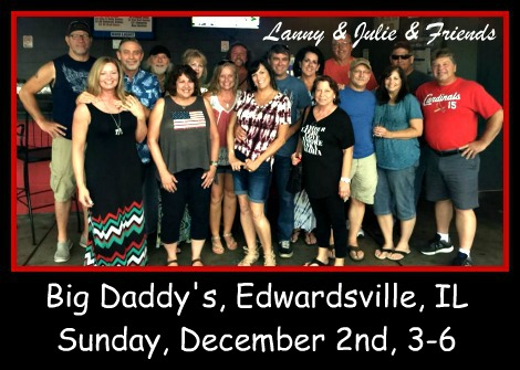 Lanny & Julie & Friends 12-2-18