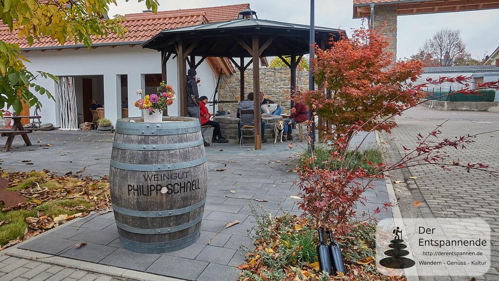 Weingut Philipp Schnell in Zotzenheim