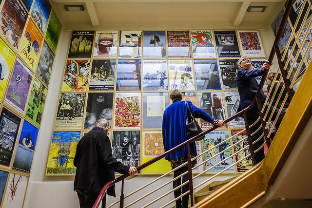Schilders & Schrijvers: 50 jaar Galerie De Zwarte Panter