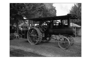 Not Mannheim Steamroller...but a steamroller nonetheless!