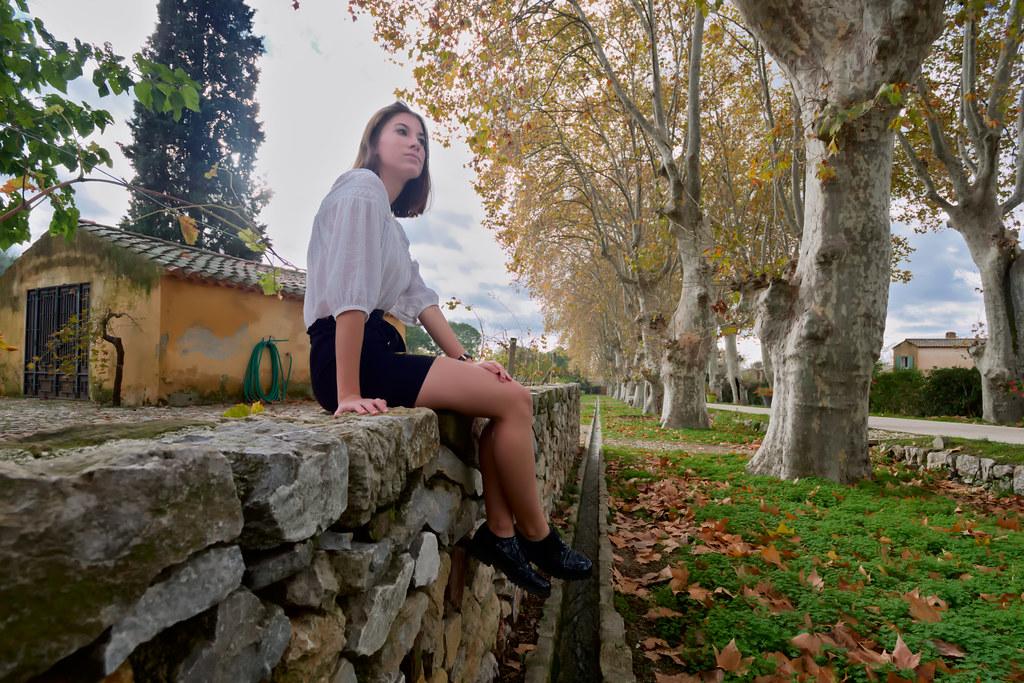 related image - Shooting Casual Pauline - Parc de Baudouvin - La Valette du Var -2018-11-25- P1444416