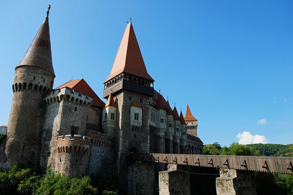 Corvin Castle, Transylvania, Romania