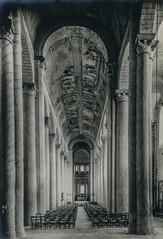 Peintures de la nef de St Savin - Photo of Villemort
