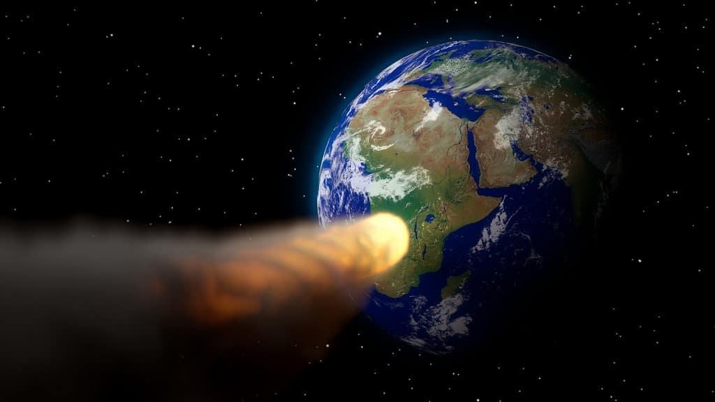 astéroïde-frappe-la-terre