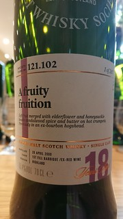 SMWS 121.102 - A fruity fruition