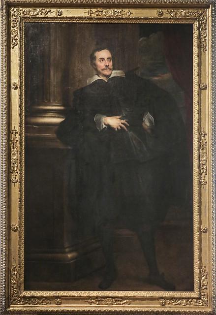 Ritratto del Procuratore Nicolo Priuli, Jacopo Tintoretto, Venezia 1518-1594, Venezia 1518-1594