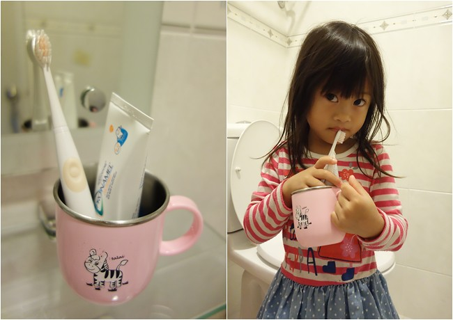 兒童牙刷推薦 AGUARD 兔兔兒童電動牙刷 - (4)