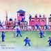 Taff Vale Cardiff to Penarth postcard circa 1908