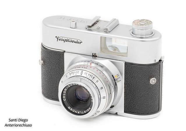 Voigtlander - Vito B, Fujifilm X-T20, XF55-200mmF3.5-4.8 R LM OIS