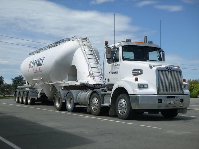 Western Star Cement tanker., Panasonic DMC-FT30