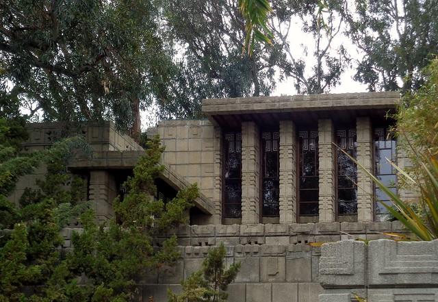 Storer House, Los ngeles, Sony DSC-W830