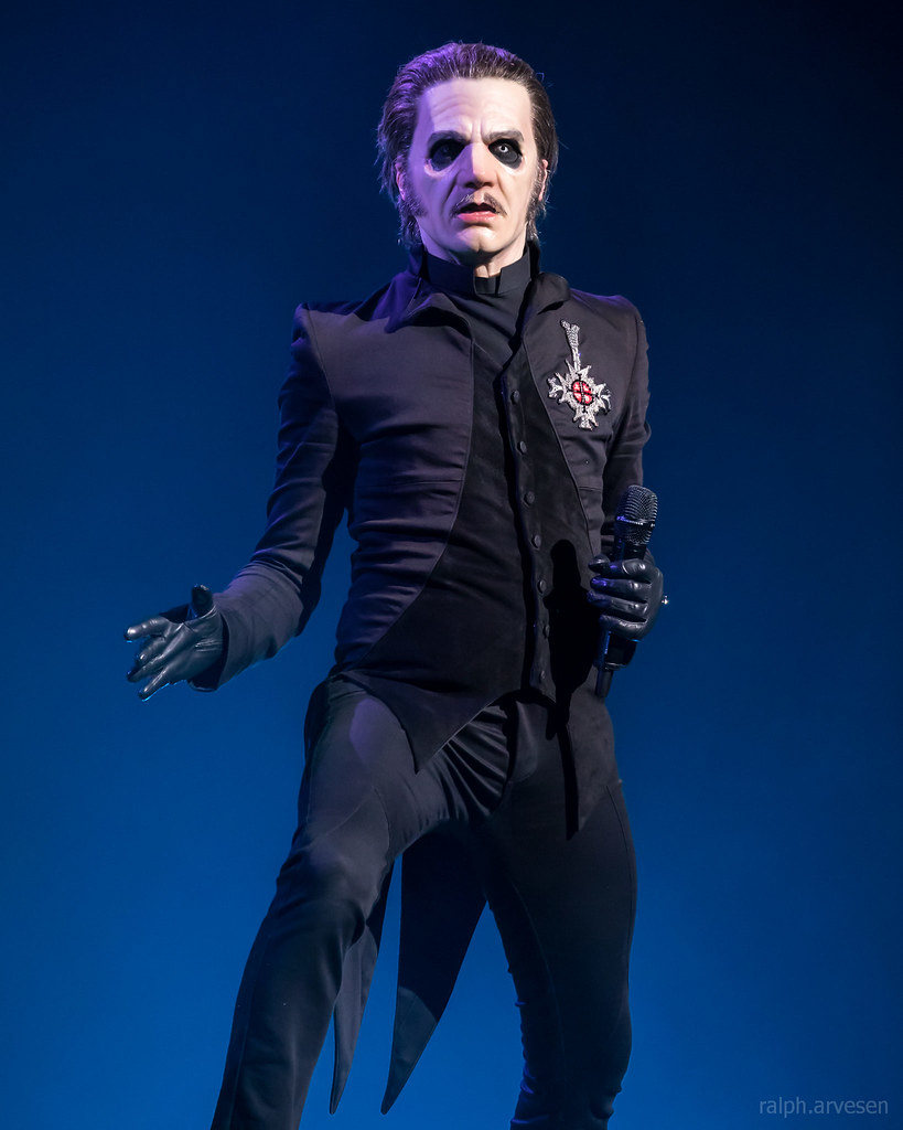Ghost | Bass Concert Hall | Ralph Arvesen