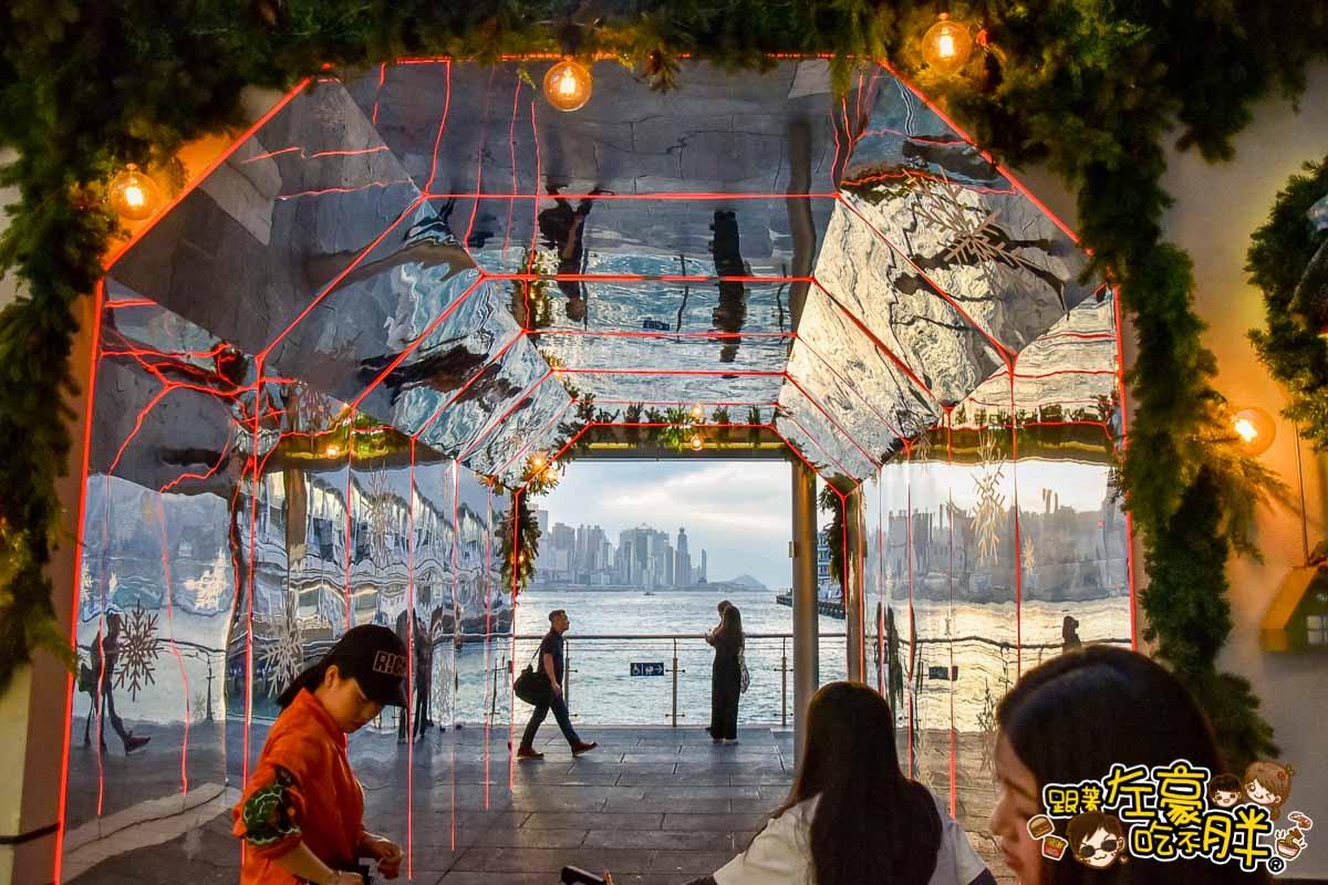 香港聖誕節 尖沙咀海港城聖誕裝飾-22