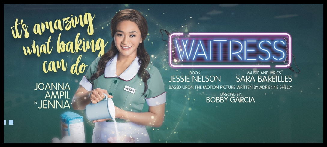 Waitress Manila