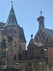 Eguisheim Fountain