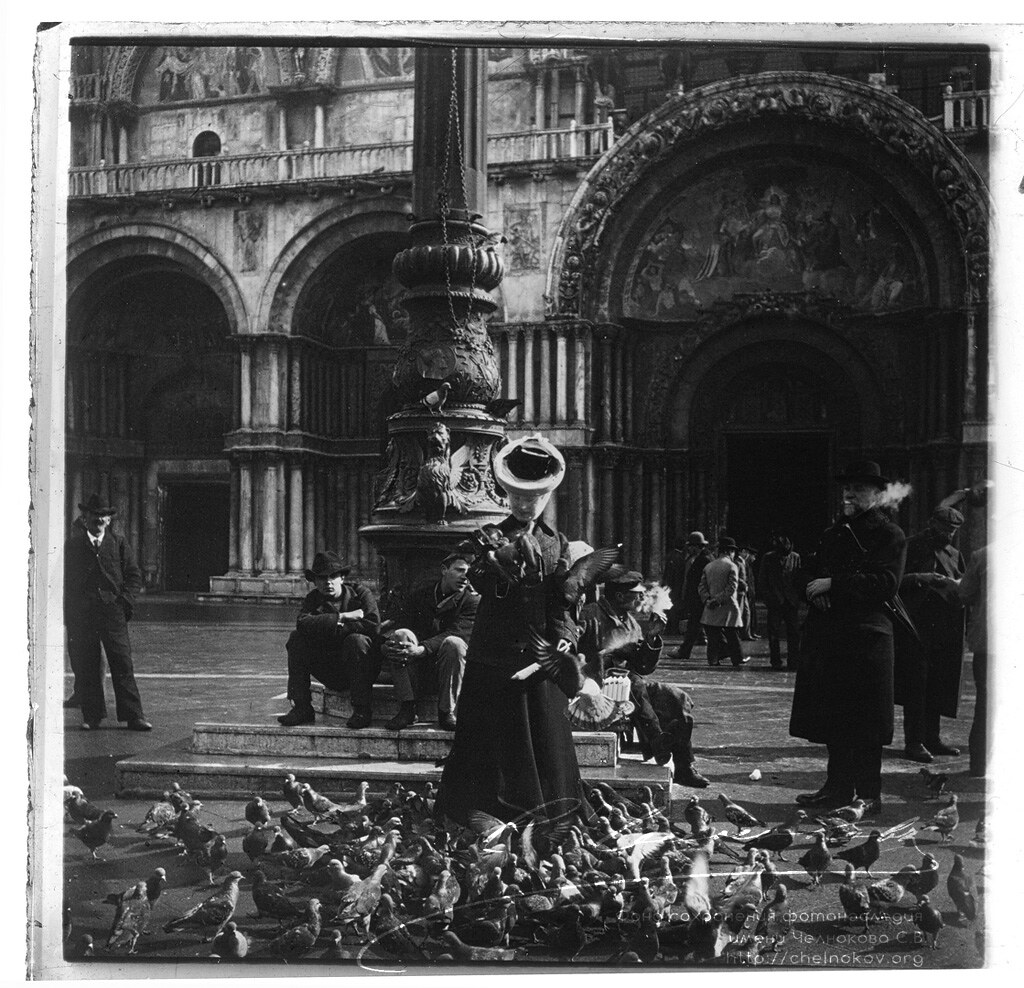 Венеция. Площадь Св.Марка