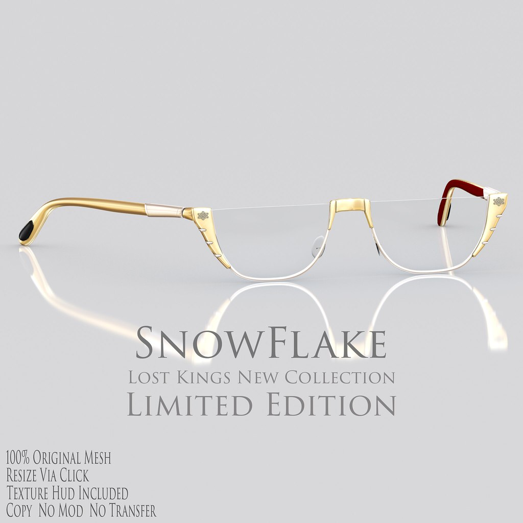 Lost Kings - SnowFlake Eyewear - Ad - TeleportHub.com Live!