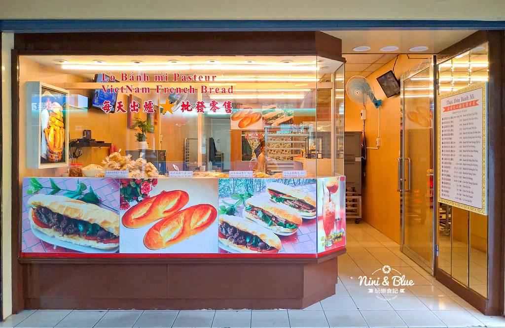 越南法國麵包工藝.第二市場13