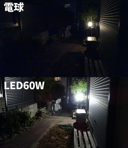LED照明の違い