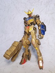 Gold Barbatos