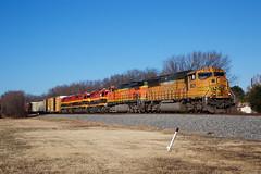 BNSF 8831 - Murphy Texas