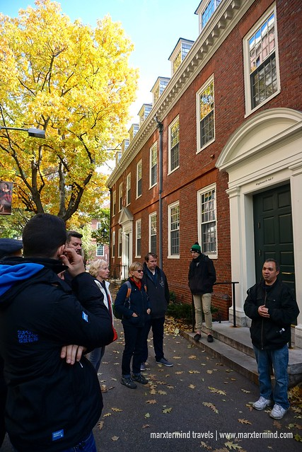 Harvard University Tour with HI Boston Hostel