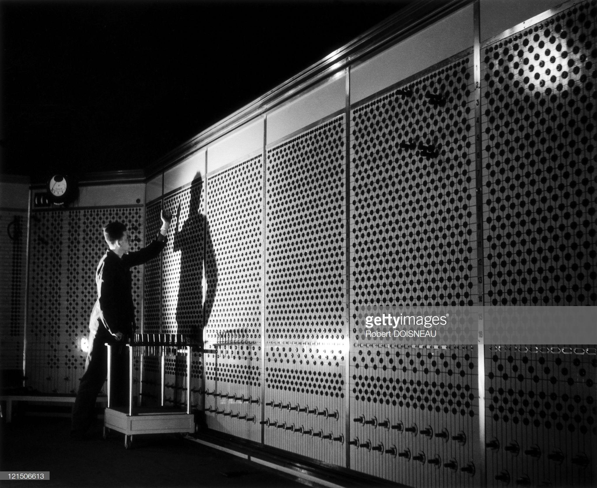 1938. В лаборатории физика Фредерика Жолио-Кюри