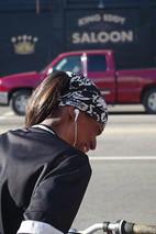 Street Portrait - DTLA
