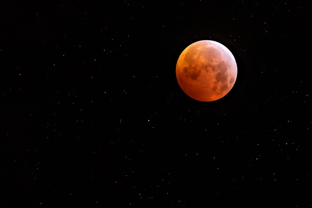 Lunar Eclipse January 21st 2019