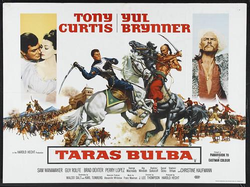 Taras Bulba - Poster 1