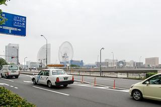 Photo 1 of 10 in the Yokohama Cosmoworld gallery