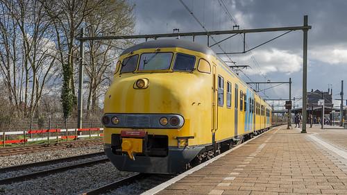 Plan V 904 leaving Geldermalsen for Utrecht