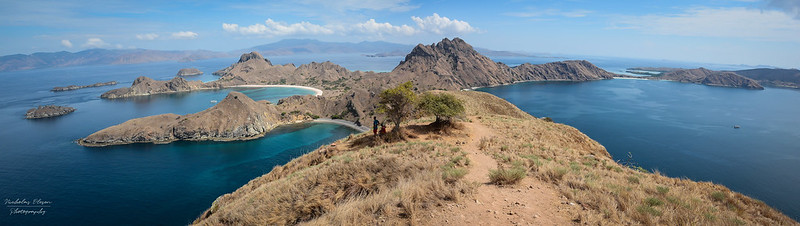 Indonesia | Padar Island Panorama