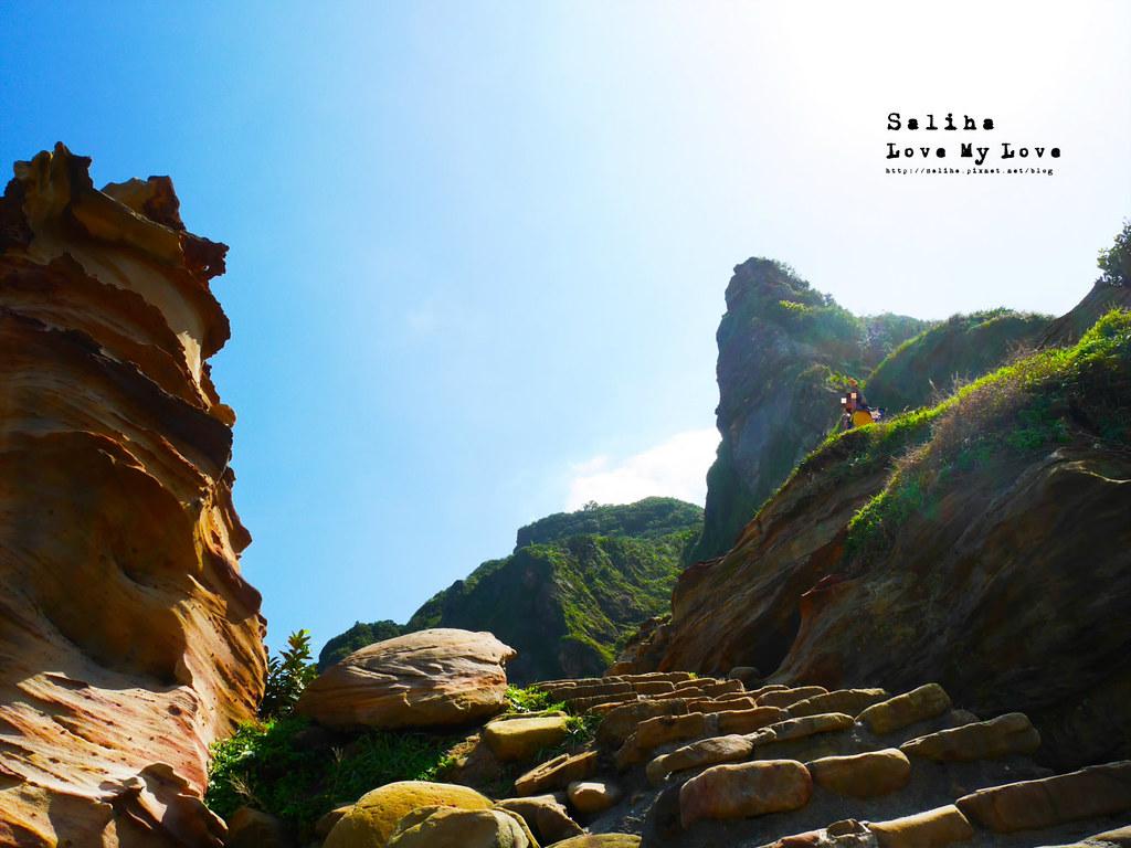 北海岸東北角景點一日遊推薦南雅奇石 (17)