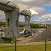 q. Falkirk Wheel, rotating boat lift. 2014 cbr1