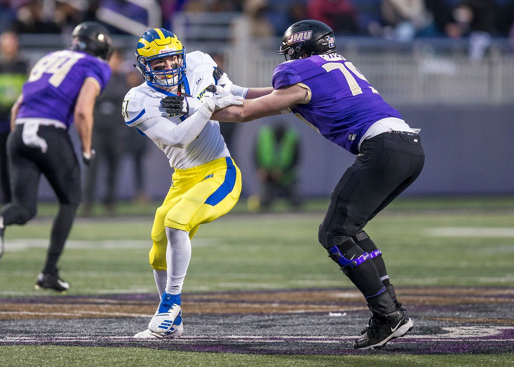 "Four guys who could be ""the guy"" for Delaware football in 2019"