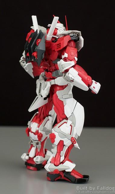 HiRM Astray Red Frame Gundam 14